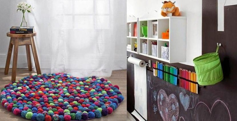 7 consejos para decorar la habitación de los más pequeños