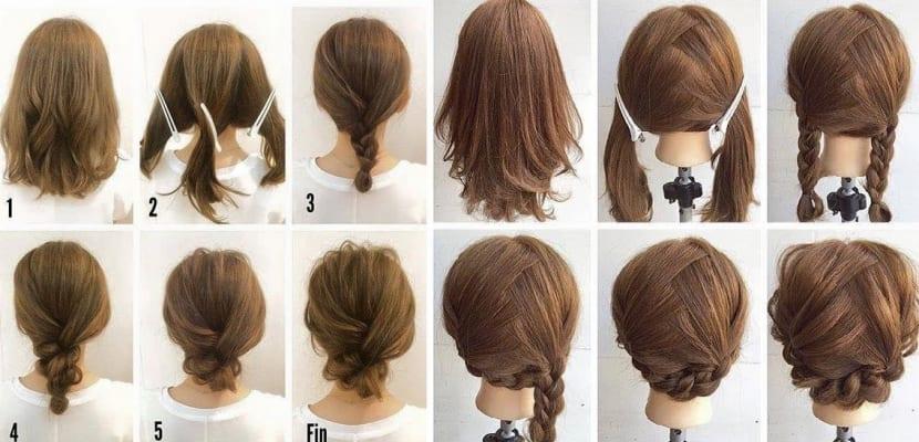 Recogidos bajos muy f ciles para invitadas de boda - Peinados para hacerse una misma ...