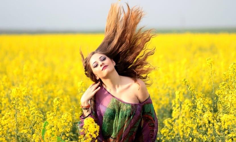 Remedios naturales para cabello