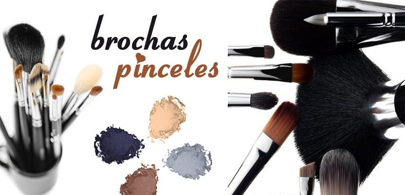 Brochas y esponjas de maquillaje 2