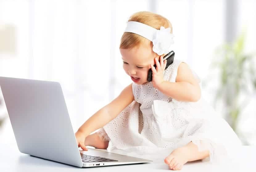 nenes desarrollo tecnologías
