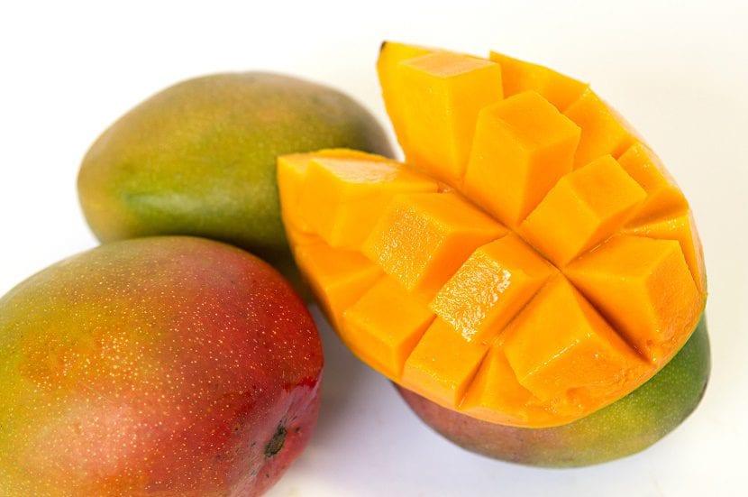 comer mango