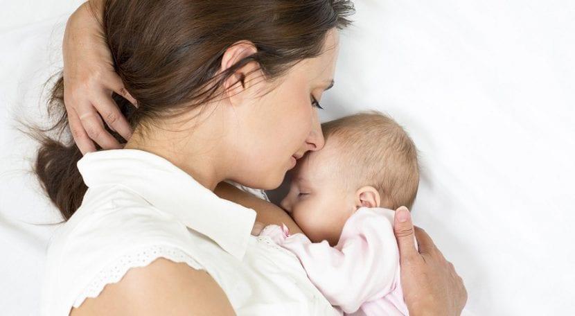 recuerdos con el bebé