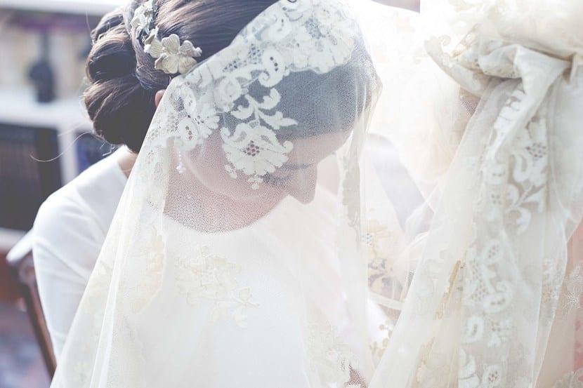 Mantillas de novia