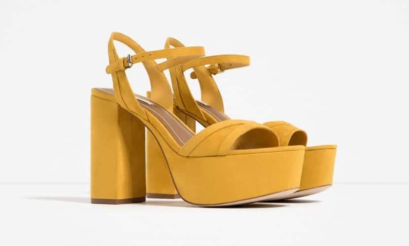 Zapatos Cuadrados Para Verano Los Tacones Del Completar mnNwv80