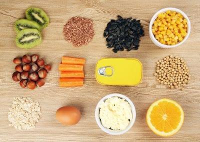 ¿Por qué tomar complementos alimenticio en nuestra dieta?