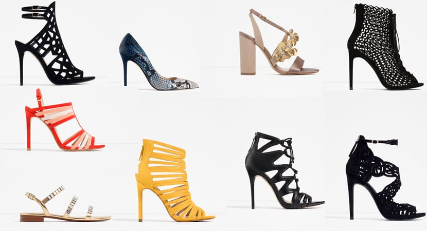 13b435471f Para las ocasiones especiales, tenemos opciones como los metalizados o las  sandalias joya. Con calados, troquelados, con adornos o brillos o  acordonadas, ...
