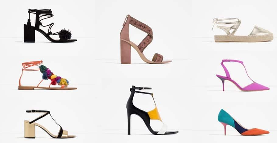 93ce0ca2d9 Calzado verano 2016: Zara, Lolablue, Xti
