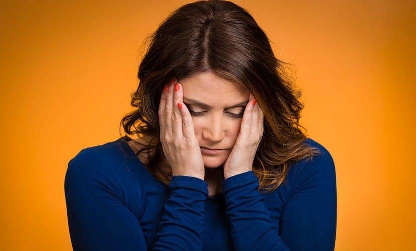 síntomas de depresión