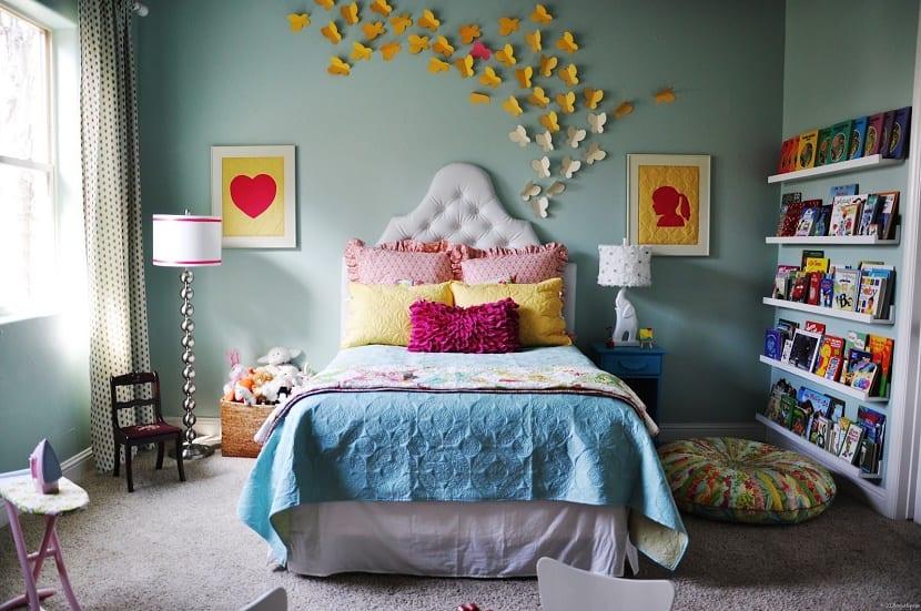 C mo dar m s estilo a un dormitorio for Dormitorio original