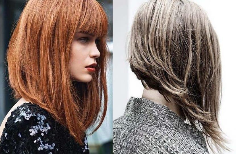 Peinados asimétricos