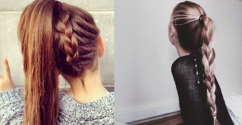 Peinados para clase