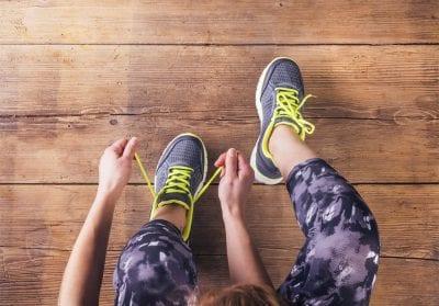 ¿Qué haces para estar en forma?