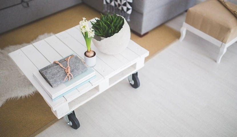 pequeno hogar mesa