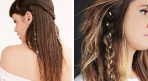 Aros del cabello