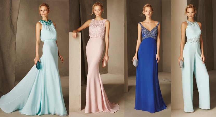 Nueva coleccion vestidos fiesta pronovias