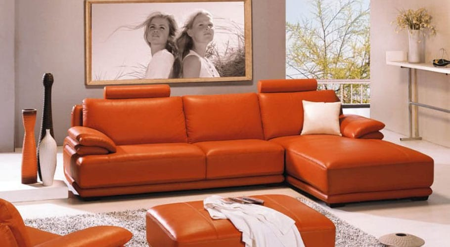 Por qu elegir los sof s de piel de gama alta - Mejores sofas de piel ...