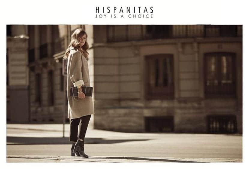 Colección zapatos hispanitas otoño invierno