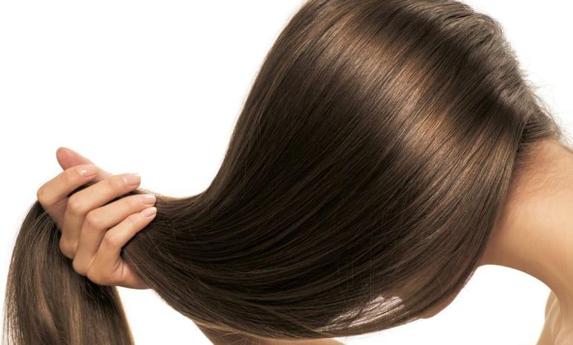 Aceite de romero para el pelo