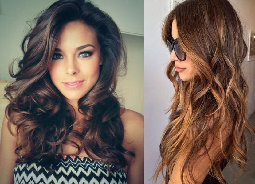 Cortes modernos para cabello largo y rizado