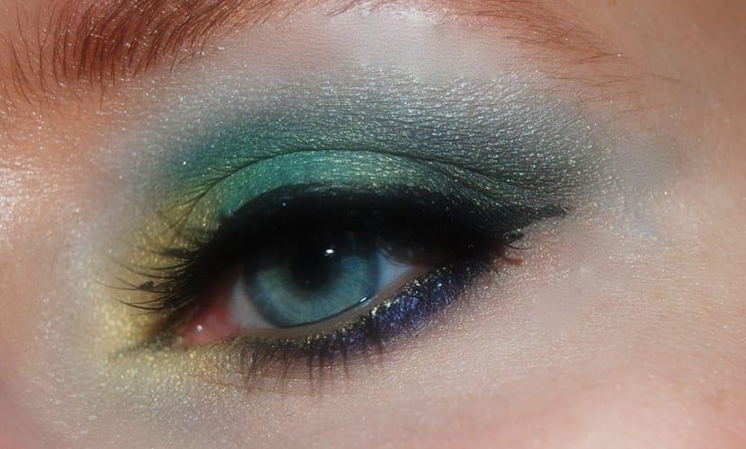 Sombras en color