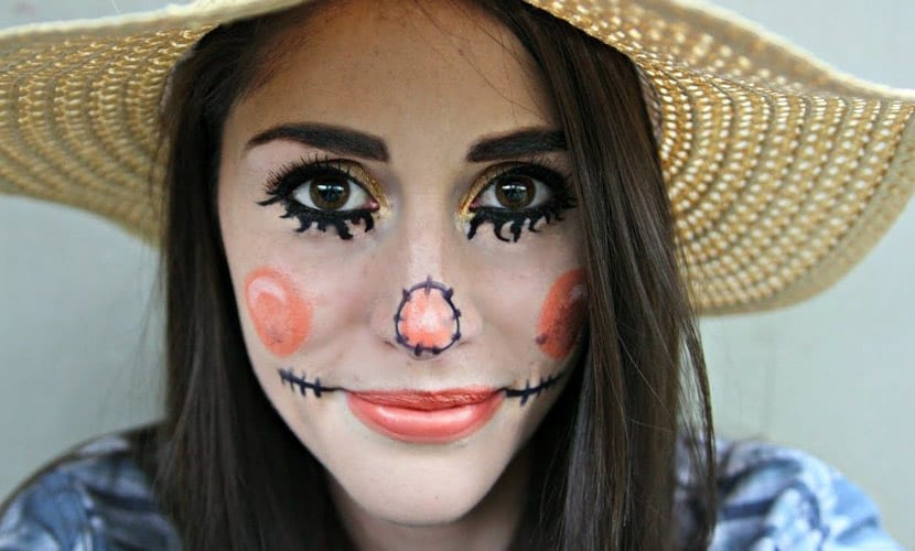 Maquillaje de Halloween ideas divertidas