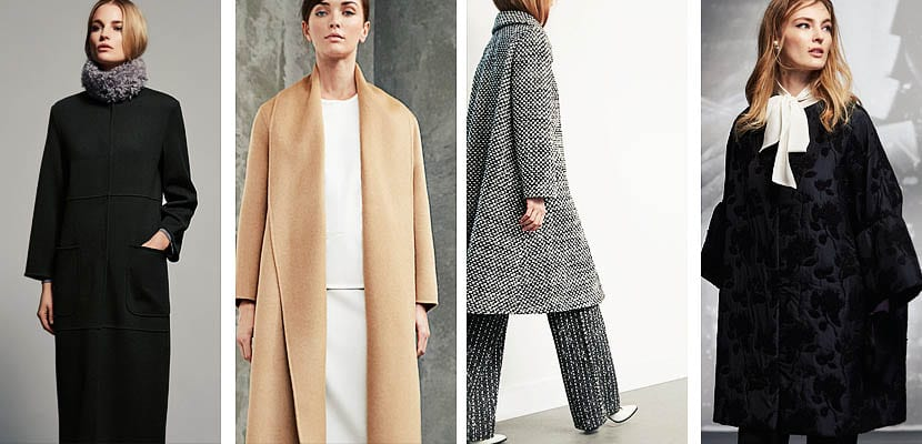 Abrigos y chaquetones purificacion garcia