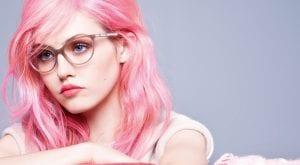 Cabello rosa