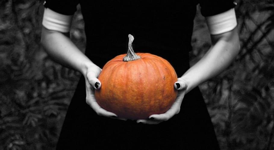 Manicure Halloween
