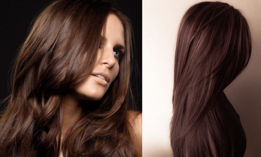 Cabello Chocolate