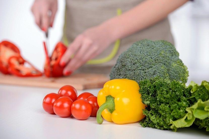 Alimentos sanos contra la celulitis