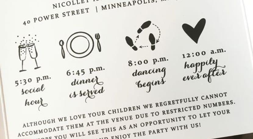 invitacion-para-una-boda-sin-ninos