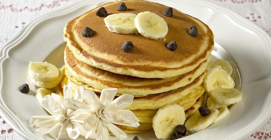 pancakes o tortitas americanas
