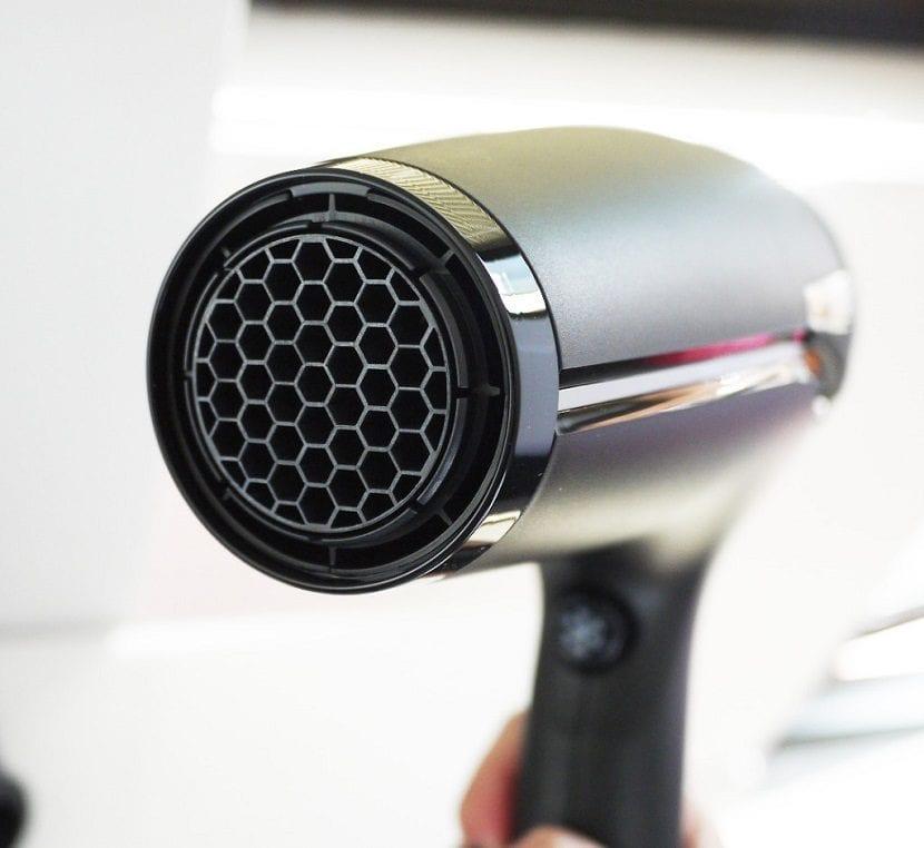 Filtro de aire de secador de pelo