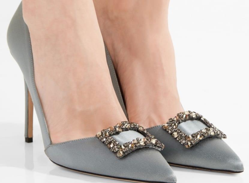 Zapatos Carrie Bradshaw