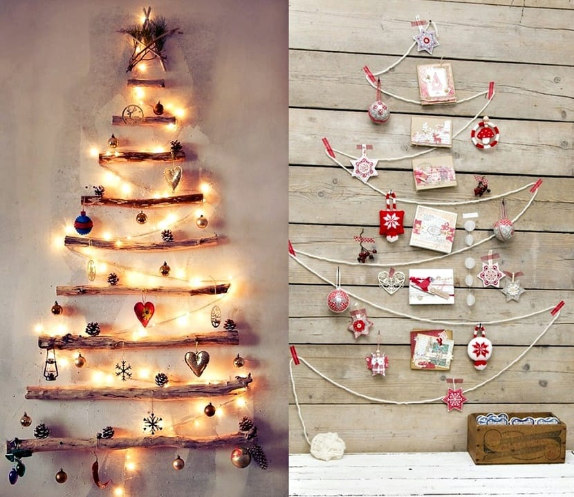 árbol de Navidad alternativo