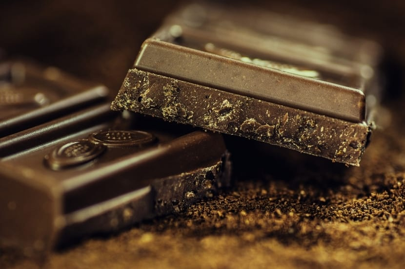 Chocolate contra el estrés