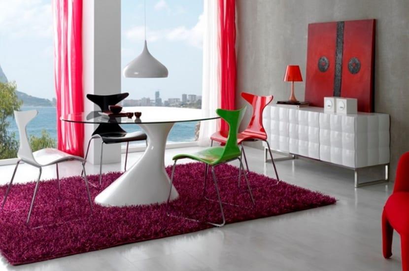 Comedor 5 complementos modernos para su decoraci n for Complementos de decoracion