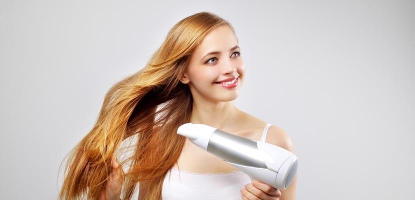 Secar el cabello