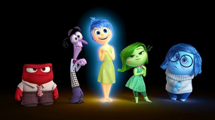 Película, Inside Out