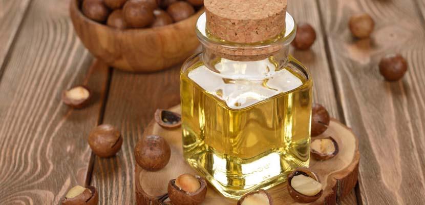 propiedades de la macadamia para el pelo