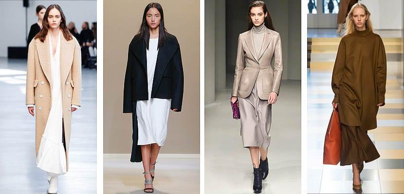 Milan Fashion Week, looks sobrios
