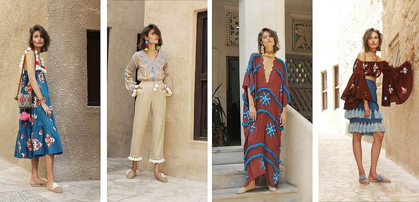 Colección Morocco de Mochi-Moda artesanal