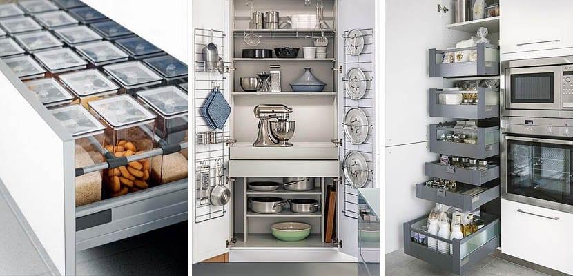 5 consejos para implementar el espacio de tus armarios de for Con que limpiar los armarios de la cocina