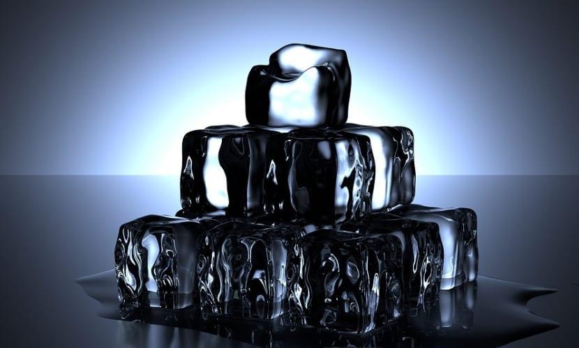 hielo para espinillas