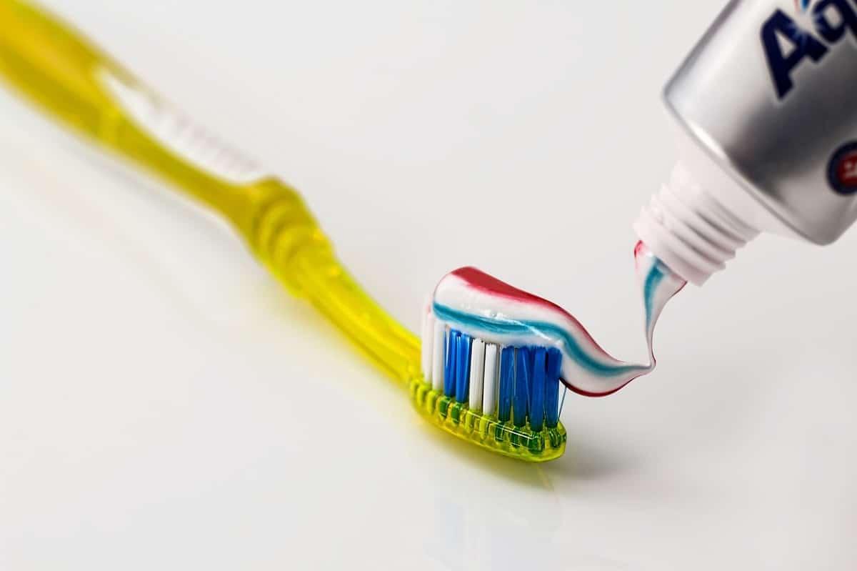 Pasta de dientes para granos