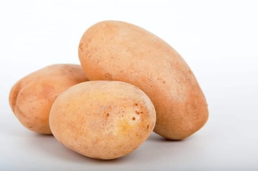 Patatas contra hemorroides