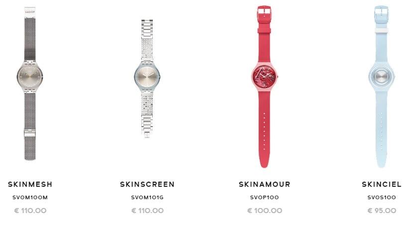 159a3be212bd Así se llama la nueva colección que la famosa firma de relojes Swatch ha  anunciado hace relativamente poco. Es una de sus varias novedades actuales.