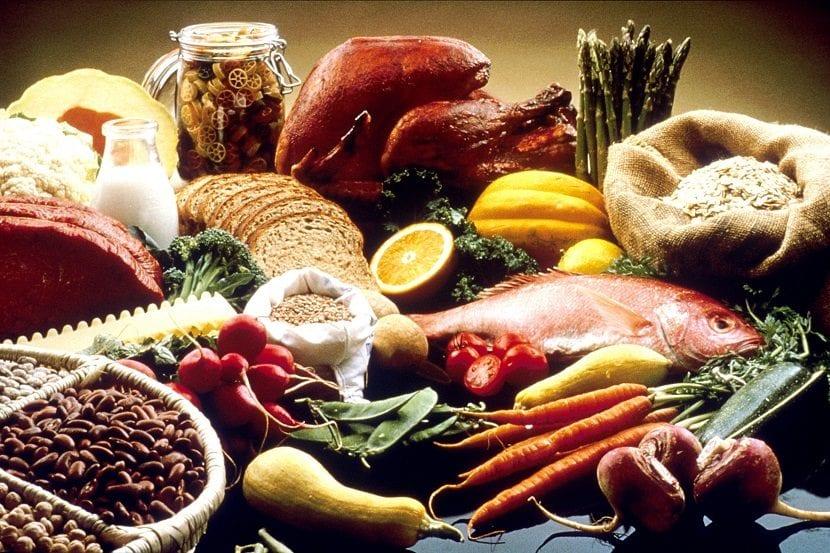 Alimentación saludable para un buen funcionamiento del metabolismo