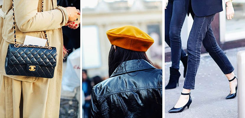 Complementos del estilo parisino